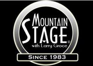 Mountain Stage - Image: Mountain Stage logo