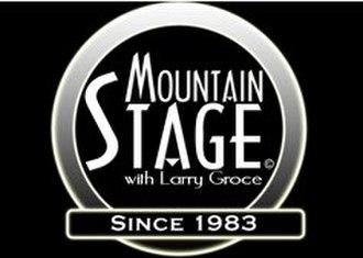 Mountain Stage - Image: Mountain Stage logo