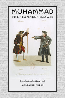 "<i>Muhammad: The ""Banned"" Images</i> book by Gary Hull"