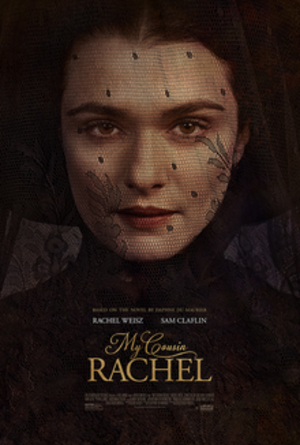 My Cousin Rachel (2017 film) - Theatrical release poster