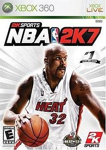 NBA 2K7 - Wikipedia