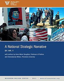 Front cover of the Narrative.
