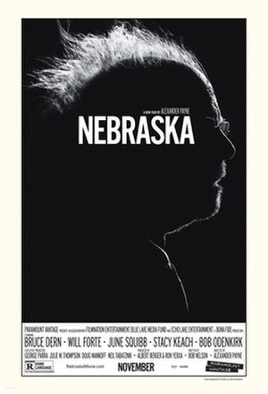 Nebraska (film) - Theatrical release poster
