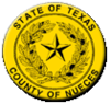 Official seal of Nueces County