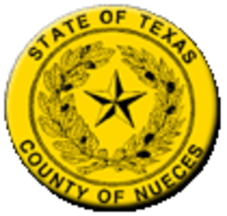 Nueces County, Texas - Image: Nueces County tx seal