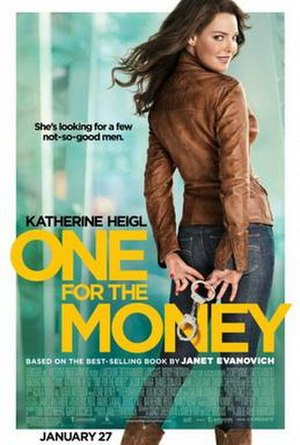 One for the Money (film) - Image: One for the Money Poster