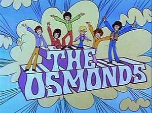 The Osmonds (TV series) - Image: Osmondscartoon