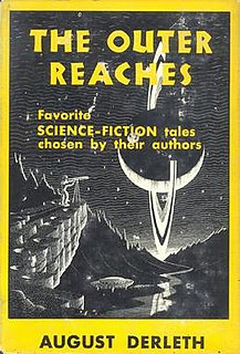 <i>The Outer Reaches</i> book by August Derleth