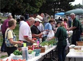 Pine City, Minnesota - The Pine City Farmers' Market