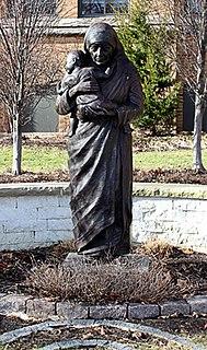 <i>Mother Teresa Monument</i>