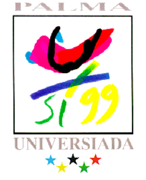 1999 Summer Universiade - Image: Palma 1999logo