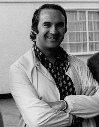 Paul Annett - Paul Annett in 1974.