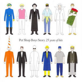 Story: 25 Years of Hits - Image: Pet Shop Boys Story