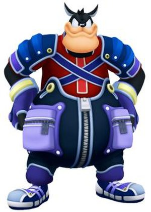 Pete (Disney) - Pete, as he appears in the Kingdom Hearts series.