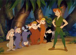 Lost Boys (Peter Pan) - Wikipedia, the free encyclopedia