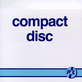 Album (Public Image Ltd album) - Image: Pi L Compact Disc