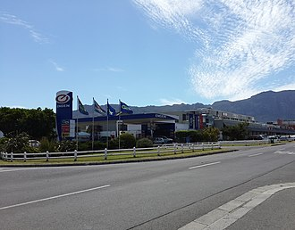 Plumstead, Cape Town - Image: Pick n Pay Centre, Plumstead, Cape Town