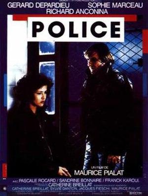 Police (1985 film) - Image: Police 1985 Poster