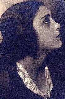 Rachel Messerer Soviet actress