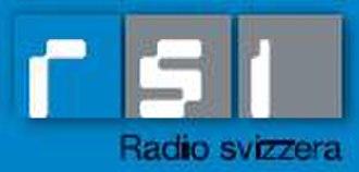 Radiotelevisione svizzera - Former logo of RSI