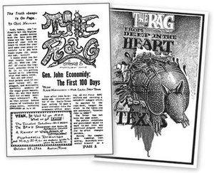 The Rag - Image: Rag Covers