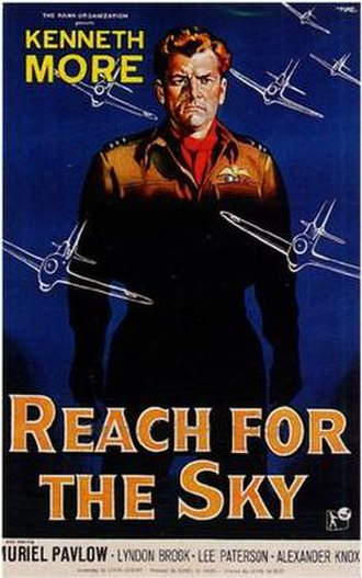 Reach for the Sky - original theatrical poster