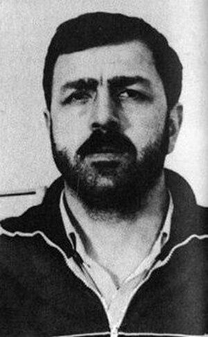 Nikolay Suleimanov - Suleimanov mugshot