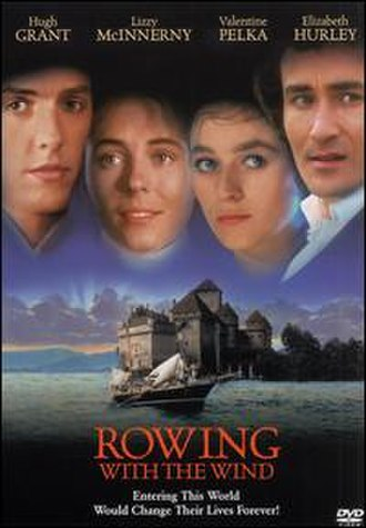 Rowing with the Wind - Image: Rowing with the Wind