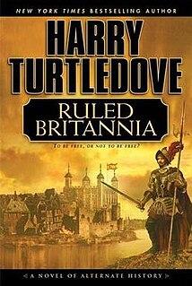 <i>Ruled Britannia</i> 2002 alternate history novel by Harry Turtledove