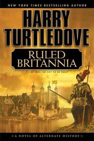 Ruled Britannia - Image: Ruled Britannia (cover)