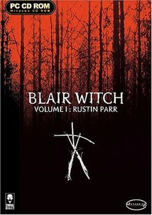 Blair Witch (video game series) - Cover art for Volume 1