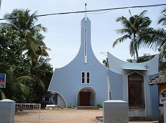 Nayarambalam - Sanjopuram Church