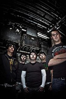 Sea of Treachery American metalcore band