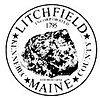 Official seal of Litchfield, Maine