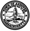 Official seal of Andover, Massachusetts