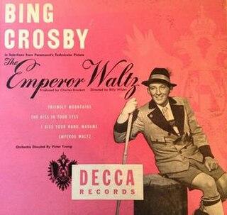 <i>The Emperor Waltz</i> (album) 1948 studio album by Bing Crosby