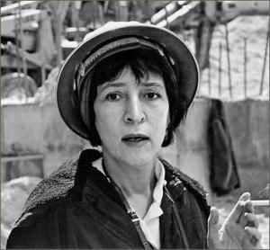 Helen Levitt - Self-portrait 1963