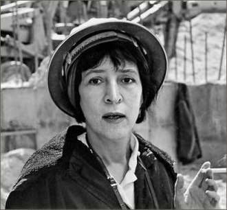 Helen Levitt - Image: Self portrait of Helen Levitt