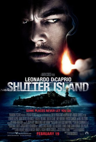 Shutter Island (film) - Theatrical release poster