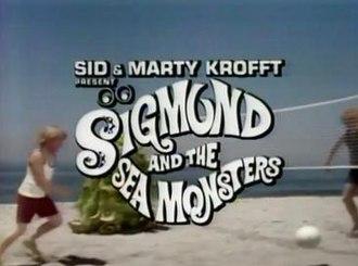 Sigmund and the Sea Monsters - Image: Sigmund 73