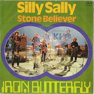Silly Sally - Image: Silly Sally cover