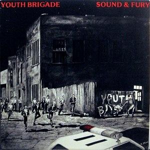 Sound & Fury (1983 album) - Image: Soundandfury 83