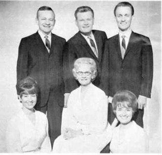Speer Family - The Speer Family c.1966