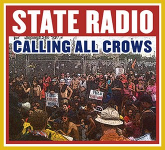 Calling All Crows - Image: Sr cac