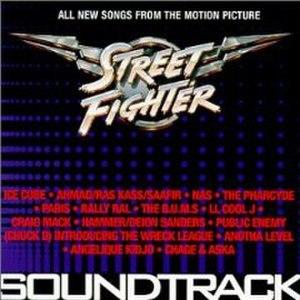 Street Fighter (soundtrack) - Image: Street Fighter OST