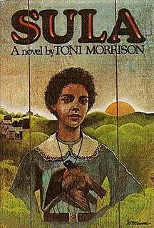 <i>Sula</i> (novel) novel by Toni Morrison