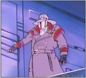 "Cobra Commander - Cobra Commander as ""Old Snake""."