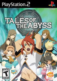<i>Tales of the Abyss</i> 2005 video game