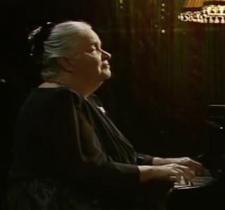 Tatiana Nikolayeva Russian Soviet pianist, composer and teacher