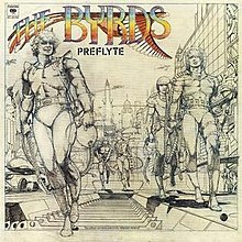 Cover of the 1973 Columbia Records reissue.  Art by Barry Windsor-Smith